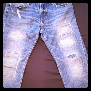 American Outfitters Mens Jeans